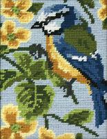 Blue Tit :  Anchor  Tapestry  Kit : Starter : MR928Kit