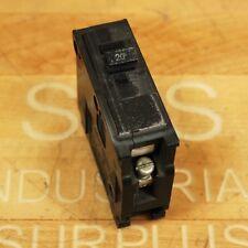 ITE 20 Amp 240 Volt Circuit Breaker. - USED