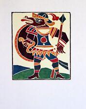 Andre Derain Lithograph Pantagruel Illustration XXXI Rabelais 1970