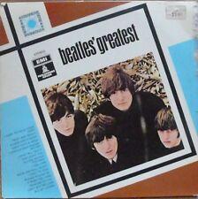 "The Beatles - beatles greatest, LP 12"",  Parlophone ODEON, sehr guter Zustand"