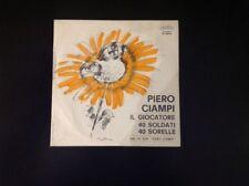 PIERO CIAMPI. IL GIOCATORE 45Rpm Promo Amico ITALY 1972