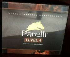 Parelli Pathways Level 4 NATURAL HORSE TRAINING (4 DVD) - MSRP -  $199 BRAND NEW