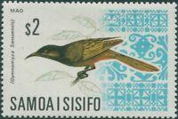 Samoa 1967 SG289a $2 Bird MNH