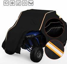 Utv Vehicle Storage Cover SideXside Sun Shade for Polaris Rzr Xp 900 1000 Turbo