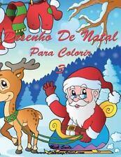 Natal: Desenho de Natal para Colorir 3 by Nick Snels (2014, Paperback, Large...
