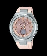 MSG-S200-4A Tough Solar Ladies Watches Casio G-MS Baby-G Analog Digital