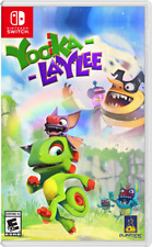 Yooka-Laylee: Game Case/Custom Cover (Nintendo Switch, 2017) - NO GAME INCL