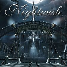Nightwish Imaginaerum 2 CD Original & Instrumental - NEW