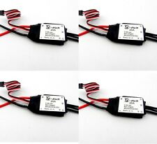 4x 20A ESC Brushless Speed Controller fr rc airplane drone quadcopter helicopter