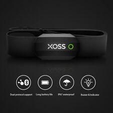 XOSS Heart Rate Sensor Monitor Chest Strap Health Fitness & Smart SPEED Sensor