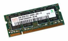 Hynix HYMP125S64CP8-S6 AB (2GB DDR2 PC2-6400S 800MHz SODIMM 200-pin) RAM Module