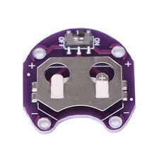 Coin Cell Battery Holder CR2032 Battery Mount Module For Arduino Hot JS