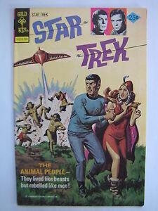 Star Trek #32 (Aug 1975, Gold Key / Western) [FN/VF 7.0]