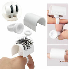 Eyelash Extensions Lash Holder Ring Stand Glue Volume Bridge Holder