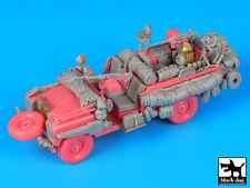 Black Dog 1:35 Land Rover Pink Panther Accessories Set For Italeri Kit #T35117