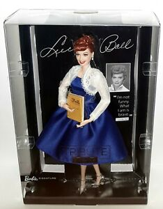 """New Barbie Signature Lucille Ball Tribute Collection """"In Hand"""" Ready to Ship"""