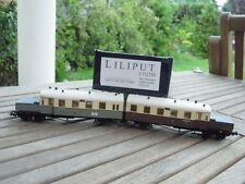 Liliput 112700 Akku-Triebwagen der Bauart Wittfeld, KPEV, Ep.1 mit DSS, für H0