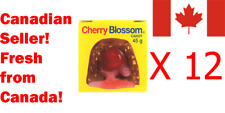 12 Cherry Blossom Canadian Chocolate Candy Hershey Canada Exclusive Treat