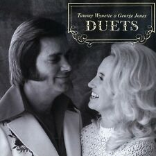 George Jones, Tammy Wynette & George Jones - Duets [New CD]
