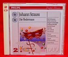 PHILIPS DUO: JOHANN STRAUSS - DIE FLEDERMAUS:  GREAT CONDITION!