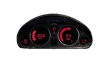 1989-1997 Mazda Miata 5 Digital Dash Panel Red LED Gauges Made In The USA