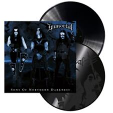 Immortal - Sons of Northern Darkness - New Double 140g Vinyl LP - Pre Order 26/1