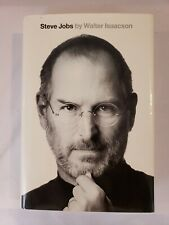Steve Jobs by Isaacson, Walter - First Edition - Hardcover - Dust Jacket -