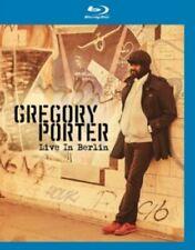 "Gregory Porter  ""Live in Berlin - 2016""  (Blu ray)  **NEW**"