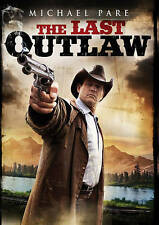 The Last Outlaw (DVD, 2014) New
