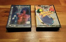 SEGA MEGA DRIVE Marble Madness + Generations Lost in OVP mit Anleitung TOP!!