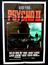 PSYCHO II 1982- ORIGINAL AUSTRALIAN ONE SHEET MOVIE POSTER