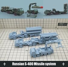 1/144 RESIN KITS Russian S-400 Missile system