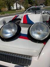 Porsche 911 (Pair) Front H4 Headlight Assy 1965-1986911, 912, 930, Bosch