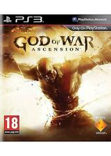 Jeux GOD OF WAR : ASCENSION - Jeu PS3