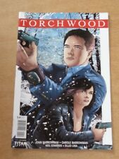 TORCHWOOD #3.4 TITAN COMICS COVER A MARCH 2018
