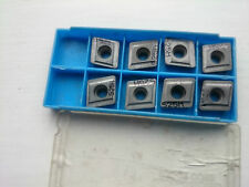 8 Seco carbide tips CCMX120412 T-77 S25M ( CCMX 120412 12 04 12 CCMX433 CCMT