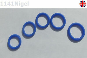O-ring Food Grade Silicone O-ring seal VMQ Gasket Waterproof Temperature Resist-