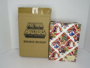 He-Man MASTERS OF THE UNIVERSE HOLIDAY SUPER 7
