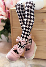 1/4 bjd girl doll pink color lolita shoes msd mdd dollfie dream #S-91M ship US