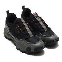 PUMA Mens Overland MTS Trailfox Mens Shoes Black Steel Trail Running Trainers