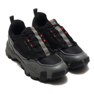 PUMA Mens Overland MTS Trailfox mens Shoes Black Steel Trail Running Trainers