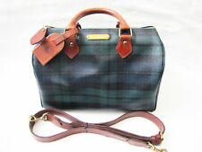Polo Ralph Lauren Boston Classic Green Handbag