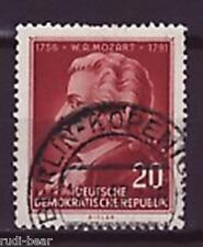 The Cheapest Price 225.geburtstag Von Wolfgang Amadeus Mozart Maximumkarte Ddr 1981