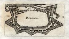 Antique Print-ZALTBOMMEL-NETHERLANDS-Riegel-1691