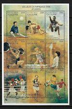 Briefmarken Olympische Spiele 1996 Togo postfrisch