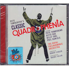 THE WHO ~ CLASSIC QUADROPHENIA  NEW + SEALED CD ALFIE BOE,BILLY IDOL,THE RPO ETC
