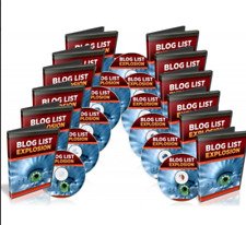Blog List Explosion-Make Money Blogging