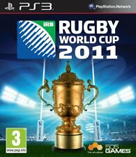 Rugby World Cup 2011 PS3 NEW And Sealed FULL UK Version