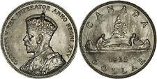 Canada: Dollar silver 1935 - UNC