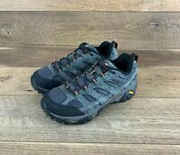 NEW Merrell Moab 2 Waterproof Beluga J06029W Hiking Shoes Men's Size 7.5 WIDE US